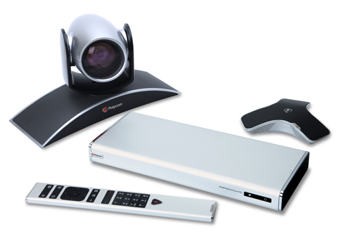 Polycom Group 500 Bundle