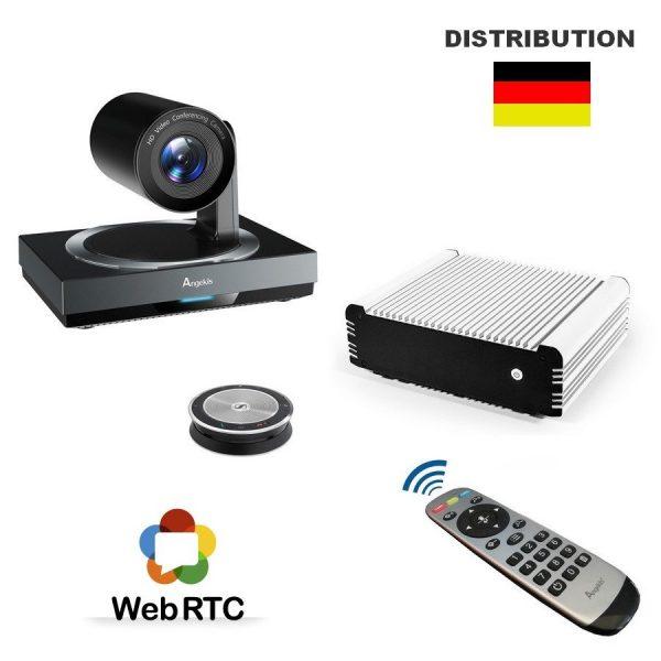 Professionelles Videokonferenz System für alle Software Clients
